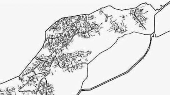 Aanleg van Tuinwallen op Wieringen